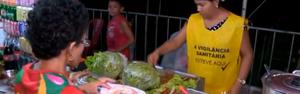 Folião gastou cerca de 7% a mais no Carnaval 2015, diz pesquisa (Reprodução/TV Clube)