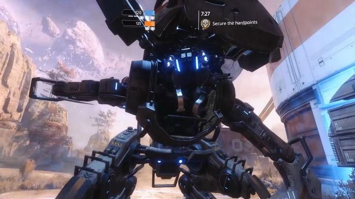 Titanfall 2: treine como piloto e Titan jogando a campanha (Foto: Reprodução / Thomas Schulze)
