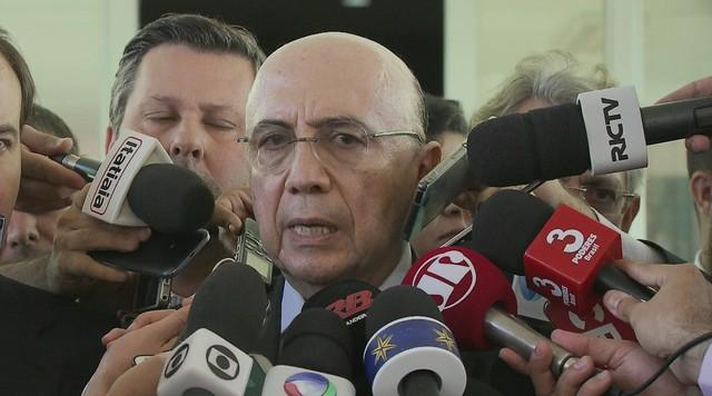 Henrique Meirelles nega intenção de mudar lei sobre repatriação de recursos no exterior