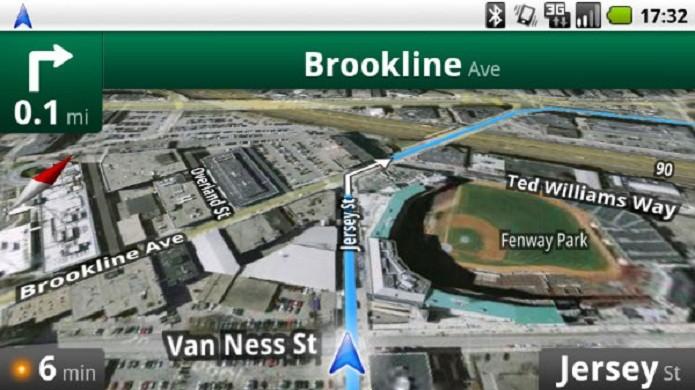Hoje em dia você nem precisa comprar um aparelho específico e pode usar o GPS do celular (Foto: Divulgação)