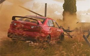 Jogadores poderão levar carros para caminhos fora das estradas em 'Forza Horizon 2' (Foto: Divulgação/Microsoft)