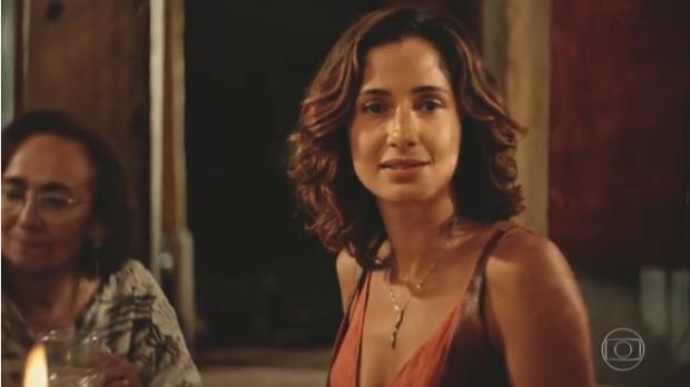 Camila Pitanga em cena de 'Velho Chico' (Foto: Reprodução/TV Globo)