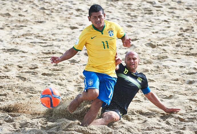 Datinha estará em ação pelo Brasil na Copa Intercontinental Dubai (Foto: Divulgação / BSWW)