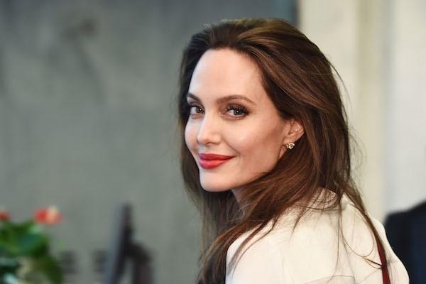 A atriz Angelina Jolie (Foto: Getty Images)