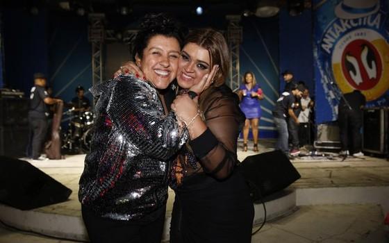 Enquanto Regina Casé comemora aniversário com almoço, no Leblon, Preta Gil faz feijoada no Itanhangá   (Foto: Divulgação)