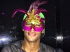 Marquezine curte Sapucaí e Neymar brinca: 'Partiu camarote, talvez'