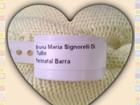Bruna di Tullio mostra pulseirinha da maternidade: 'Uma semana'