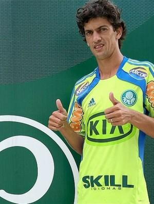 Fernandinho Palmeiras (Foto: Cesar Greco / Agência Estado)