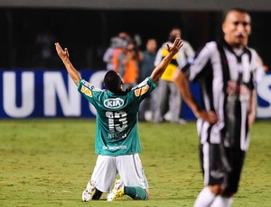 Wendel comemoração Palmeiras Libertad (Foto: Marcos Ribolli / Globoesporte.com)