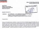 Prefeitura de Divinópolis paralisa obras por falta de verba