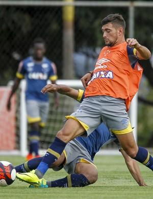 Arrascaeta Cruzeiro (Foto: Washington Alves/ Light Press)