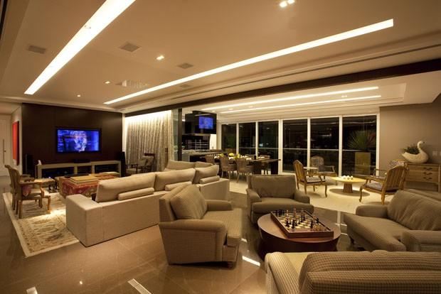 decoracao de interiores de casas de luxo ? Doitri.com