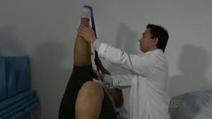 Fisioterapeuta explica  como identificar as lesões (Reprodução / RPC)