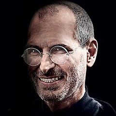 Steve Jobs (Foto: Nidin Sanches)