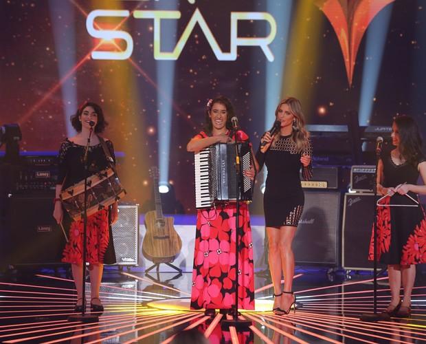 Trio Sinhá Flor (Foto: TV Globo)