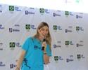 Natália Falavigna se torna exemplo para crianças no Parque Potycabana