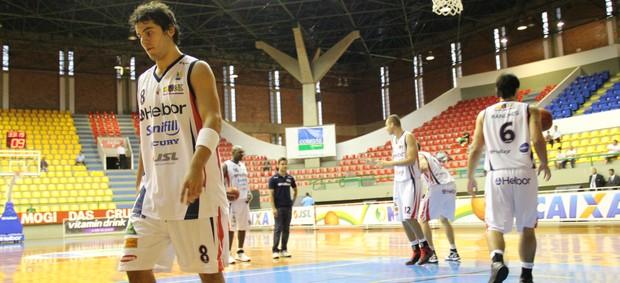 Cristian Cortés Mogi das Cruzes Armador NBB (Foto: Thiago Fidelix)