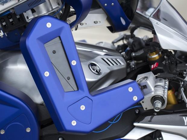 Yamaha Motobot (Foto: Divulgação)