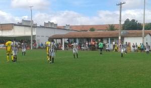 Pesqueira x Central Sub-20 2015 (Foto: Whênio Thiago / Pesqueira FC)