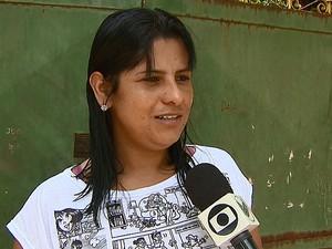 Moradora em Porto Ferreira, Lindamir da Silva teve o benefício suspenso (Foto: Marlon Tavoni/EPTV)