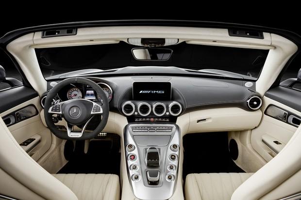 Mercedes-AMG GT C Roadster (Foto: Divulgação)