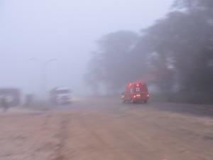G1 - Funcionário morre e três ficam feridos após incêndio em