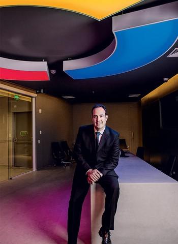 Chedid, da Elo: desafio de aumentar a rede de lojas cadastradas (Foto: Marcus Steinmeyer)