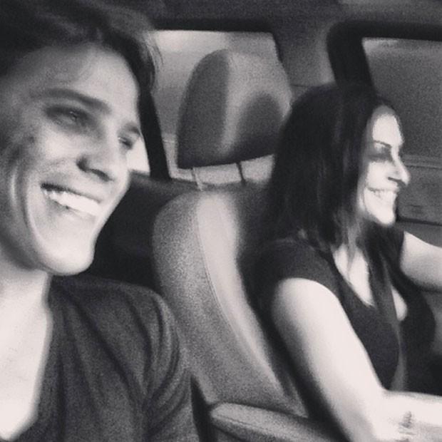 Rômulo Neto e Cleo Pires (Foto: Reprodução/Instagram)
