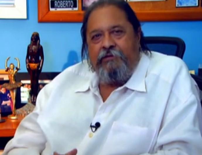 O diretor Roberto Talma (Foto: TV Globo)