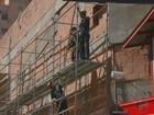 Demissões na construção civil caem 27% na microrregião de Campinas