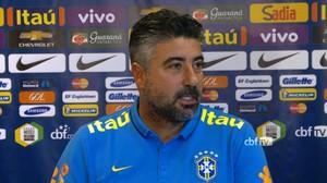 Alexandre Gallo técnico da seleção sub-20 (Foto: Rafael Ribeiro / CBF)