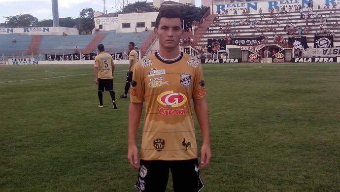 ff847356be Lucas Xavier Atacante Independente (Foto  Jonathan Bueno   Independente)