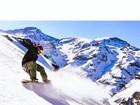 Caio Castro sobre acidente de esqui: 'Somos frágeis, somos destrutíveis'