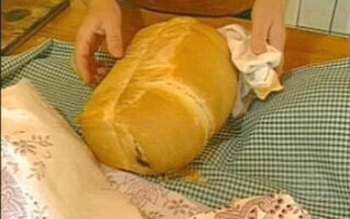 Pão Caseiro Com Farinha de Soja