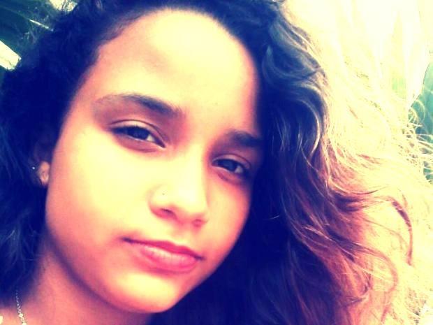 Corpo de adolescente foi encontrado após desaparecimento em Santos (Foto: Arquivo Pessoal)