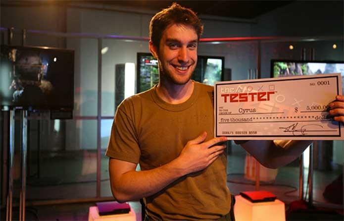 Ser testador de jogos já virou até Reality Show da Sony (Foto: Divulgação/Sony)