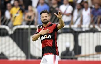 Fla vence Vasco com gol de Diego, encerra jejum, e pega Flu na final