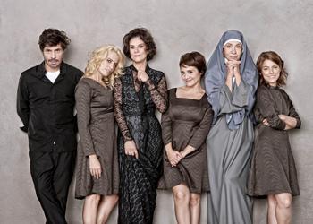 O elenco completo do espetáculo (Foto: Priscila Prade)