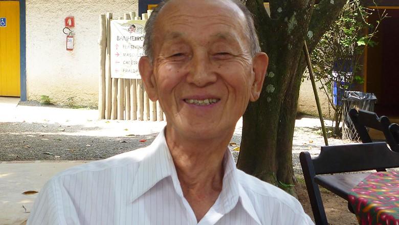 Yoshio Tsuzuki (Foto: Virgínia Knabben / Arquivo Pessoal)
