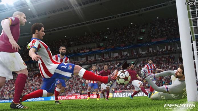 O Atlético de Madri também não fica de fora nas divididas (Foto: PlayStationer)