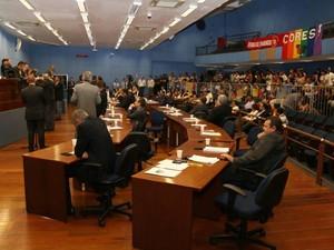 Vereadores de Campinas aprovaram reajuste nos próprios salários (Foto: Câmara Municipal de Campinas)