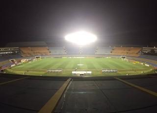 Serra Dourada Goiás x Fluminense (Foto: Edgard Maciel de Sá)