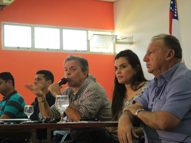 Representantes comentaram medidas de correção a serem adotadas (Foto: Romulo de Sousa/G1 AM)