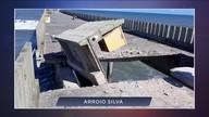 Giro de notícias: parte de piso de plataforma desaba em praia de Balneário Arroio do Silva
