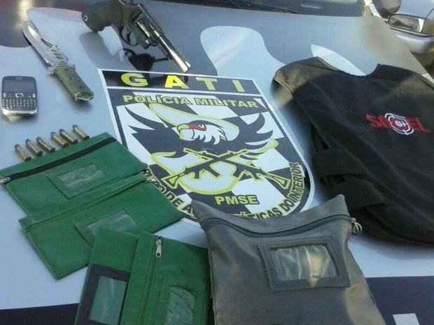 Malote continha mais de R$ 6,6 mil (Foto: Divulgação/Polícia Militar)