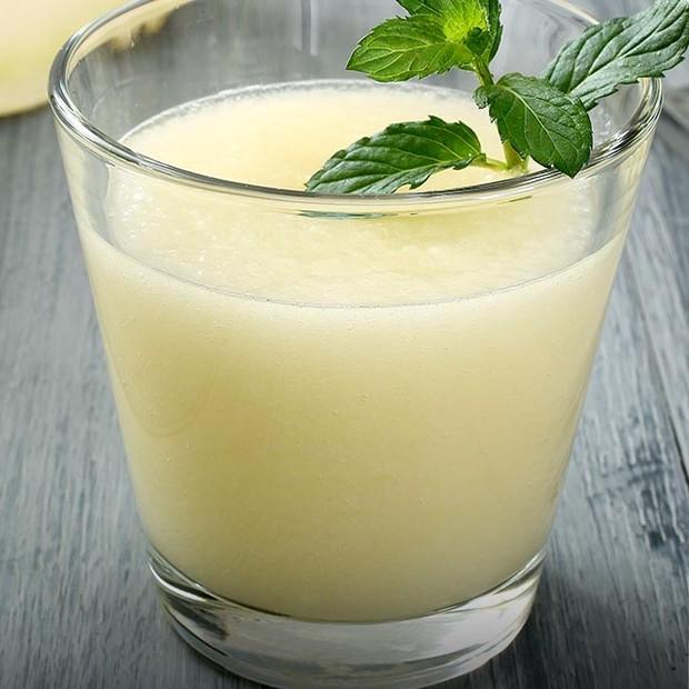 Vitamina de inhame (Foto: Divulgação)