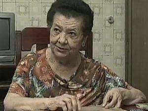 Cantora de forró Clemilda Ferreira da Silva  (Foto: Reprodução/TV Sergipe)