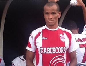Rivaldo no Kabuscorp (Foto: Divulgação)