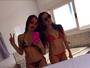 'BBB 17': Gêmeas do RS adoram exibir os corpos em forma na web