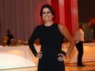Famosos vão à festa de lançamento da nova programação da TV Globo